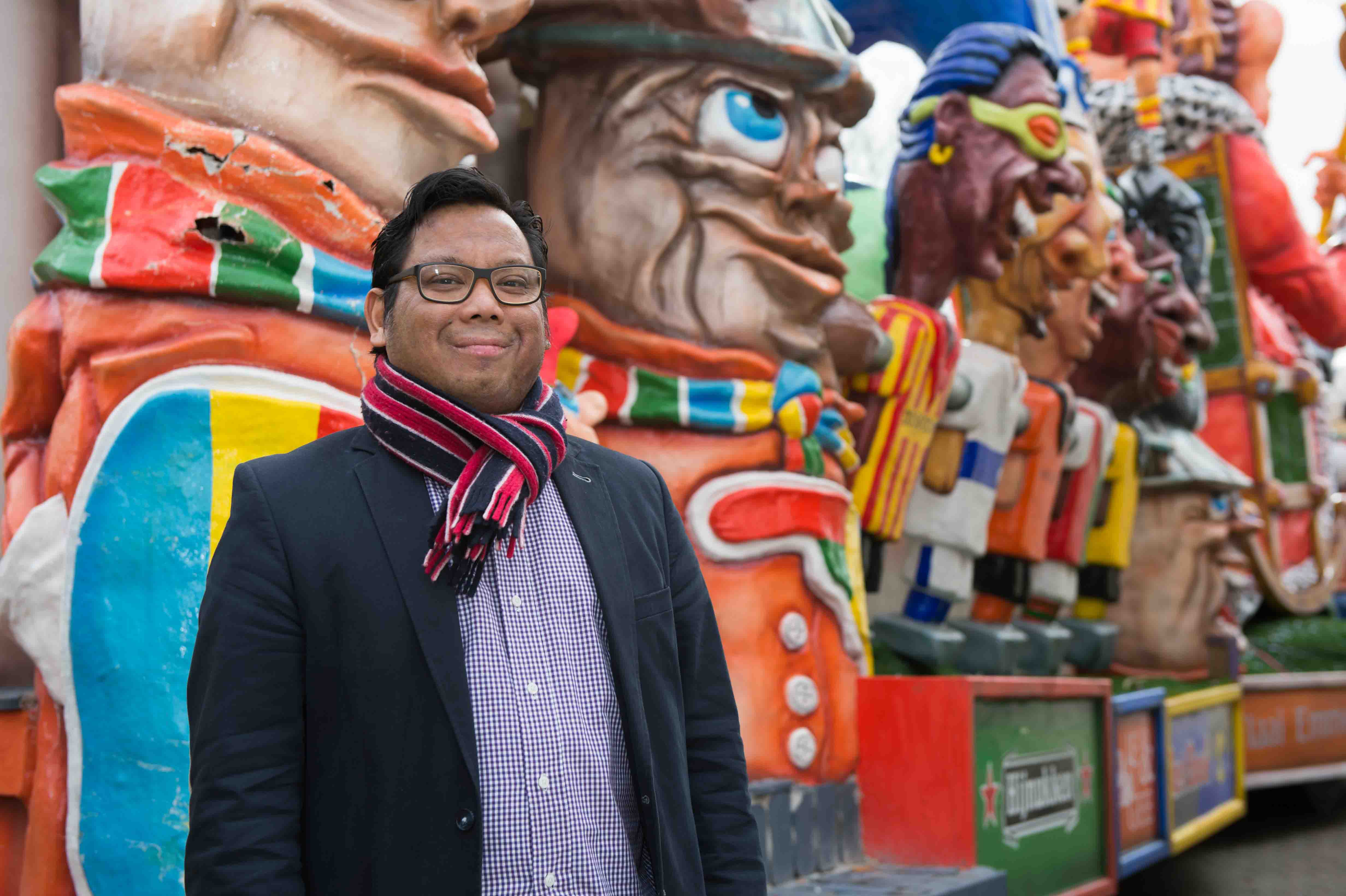 Jeffry Verdult - gemeente Bergen op Zoom - GRAZImedia.com