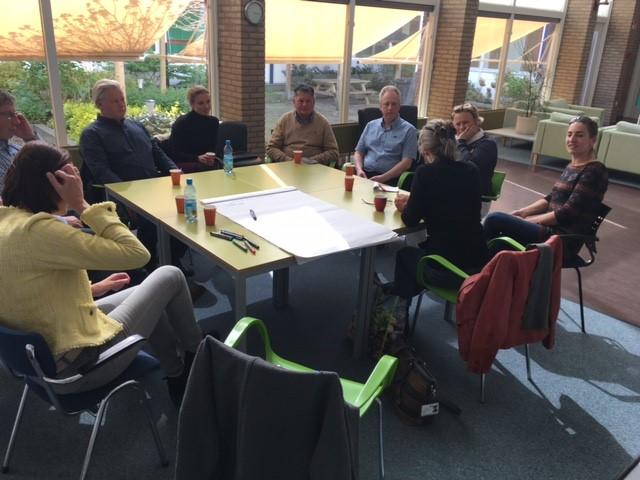 Innovatiecentrum toekomstgesprek - gemeente Bergen op Zoom