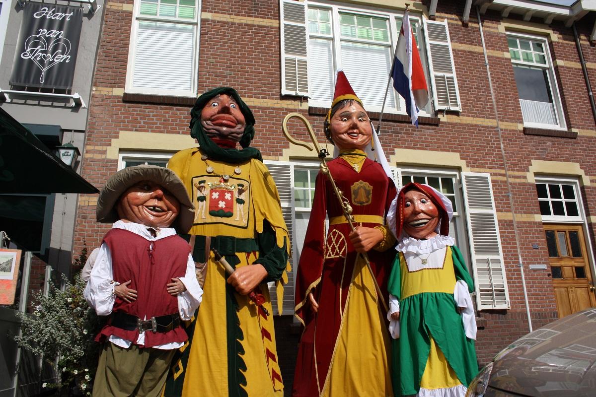 Gemeente Bergen op Zoom - Simone Adriaansen - Bergse Stadsreuzen